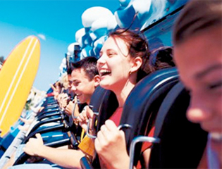 Gold Coast Holiday Park - Theme Parks things to do