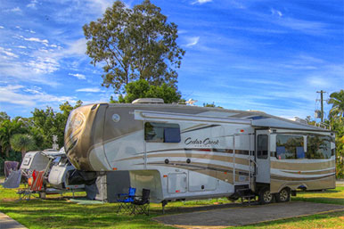 Gold Coast Camping - Big Rig Sites