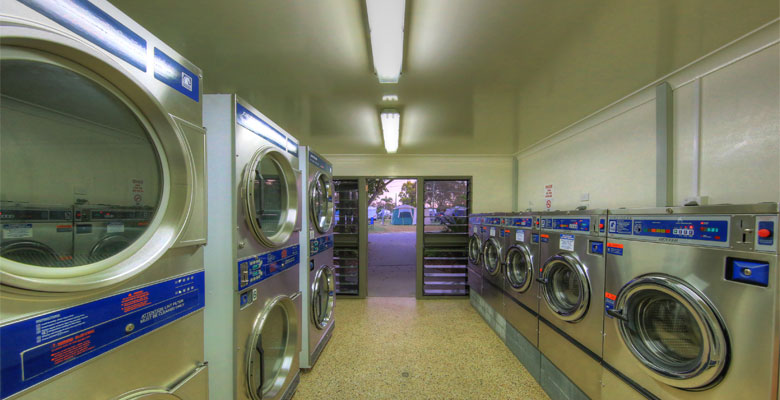 Gold Coast Camping - Laundry