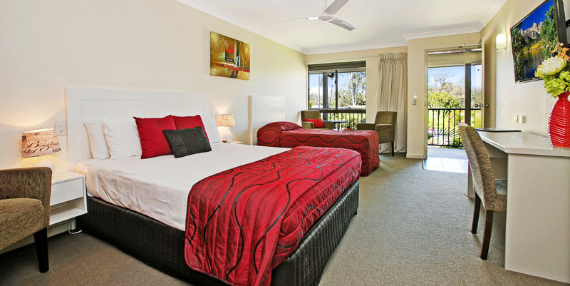Gold Coast Holiday Park - Motel Suites
